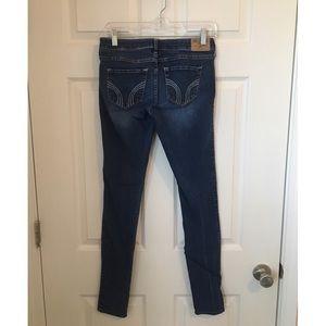 Hollister 3L Super Skinny Low Rise Jeans